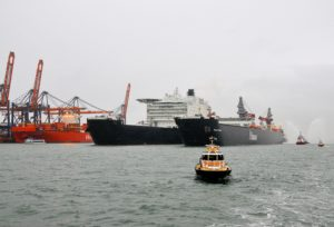 offshore, offshore constructie, schip, branche, dp