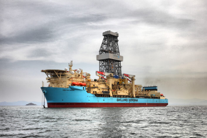 drillschip, offshore, drilling