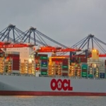 grootste containerschip UA