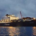 grootste schip ter wereld