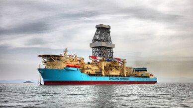 offshore drilling UA