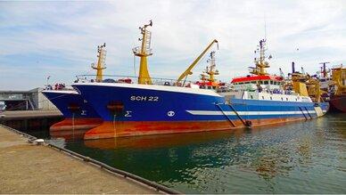 visserij op zee